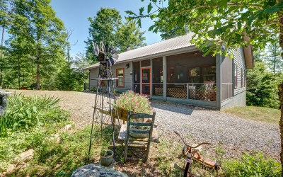 Murphy Single Family Home For Sale: 176 Clara Lane