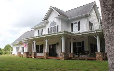 Brasstown Single Family Home For Sale: 297 Hickory Stand Lane