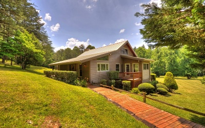 Union County Single Family Home For Sale: 27054 Morganton Hwy