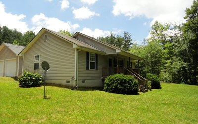 Blairsville Single Family Home For Sale: 46 Highland Road