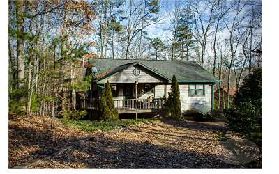 Cherokee County Single Family Home For Sale: 145 Turtle Chase Lane