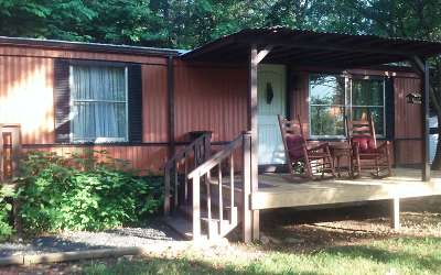 Fannin County Single Family Home For Sale: 100 Glen Hope Church Rd