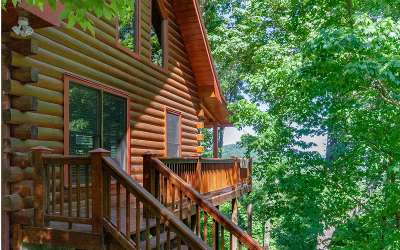 Ellijay Single Family Home For Sale: 300 Mountain View Road