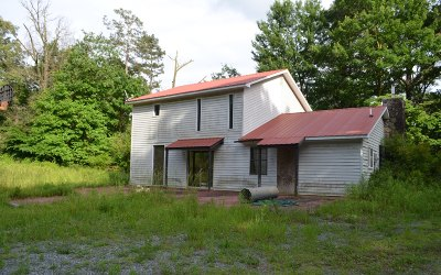 Ellijay Single Family Home For Sale: 296 Abernathy Lane