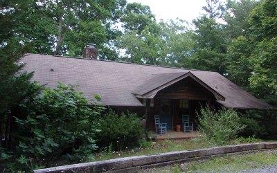 Blue Ridge Single Family Home For Sale: 588 River Bend Lane