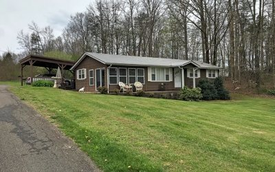 Fannin County Single Family Home For Sale: 474 Salem Road