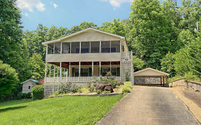 Hiawassee Single Family Home For Sale: 305 Gander Gap Rd