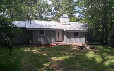 Cherokee County Single Family Home For Sale: 265 Ponderosa Drive