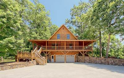 Blairsville Single Family Home For Sale: 150 Unicorn Trail