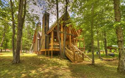 Blue Ridge Single Family Home For Sale: 52 Weyman's Way