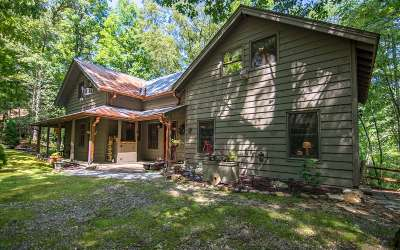 Suches Single Family Home For Sale: 261 Buck Ridge Road