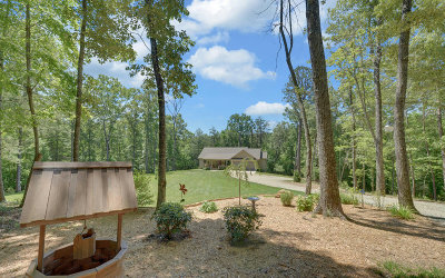 Blairsville Single Family Home For Sale: 531 Old Cherokee Rd