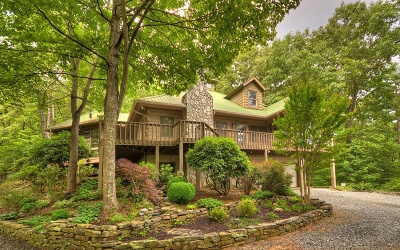 Blue Ridge Single Family Home For Sale: 408 Cherry Lake Drive