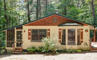 Cherokee County Single Family Home For Sale: 19 Pinecone