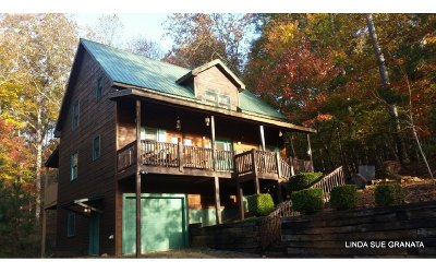 Ellijay Single Family Home For Sale: 60 Carol Lane