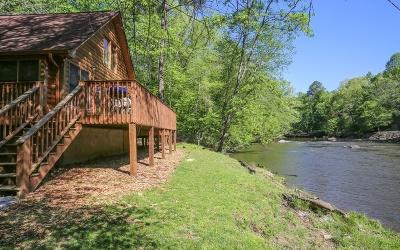 Ellijay Single Family Home For Sale: 158 Brandy Lane