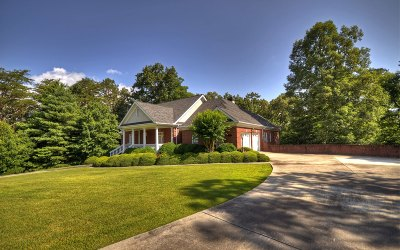 Ellijay Single Family Home For Sale: 182 Whispering Oaks Driv