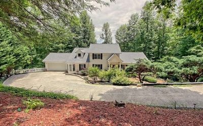 Union County Single Family Home For Sale: 114 Bryant Cove Road