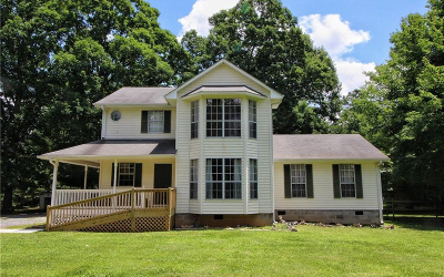 Ellijay Single Family Home For Sale: 12 Parksbrook Road