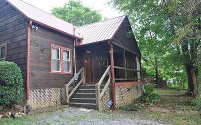 McCaysville Single Family Home For Sale: 427 Kingtown Street