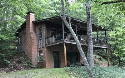 Blairsville Single Family Home For Sale: 24 Nottely Dam Road