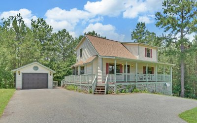 Blairsville Single Family Home For Sale: 568 Havenwood Road