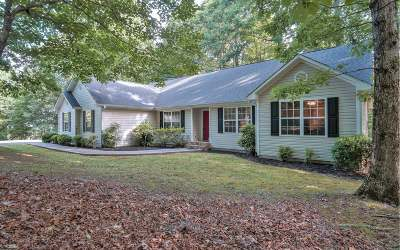 Hiawassee Single Family Home For Sale: 864 Locust Trl