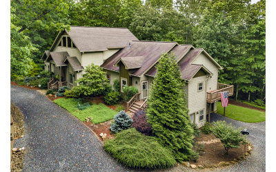 Blue Ridge Single Family Home For Sale: 200 Plantation Lane