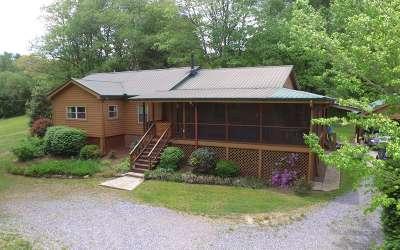 Blue Ridge Single Family Home For Sale: 211 Meadow Creek Way