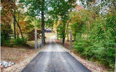 Blue Ridge Single Family Home For Sale: 2444 Sugar Creek Rd