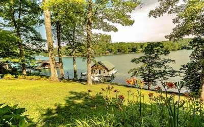 Morganton Single Family Home For Sale: 858 Adra Road
