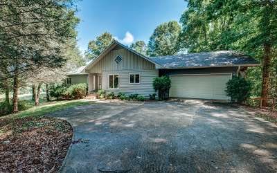 Murphy Single Family Home For Sale: 474 Poor House Mountain