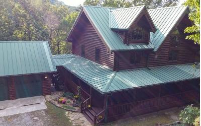 Ellijay Single Family Home For Sale: 148 Mac Allan Court