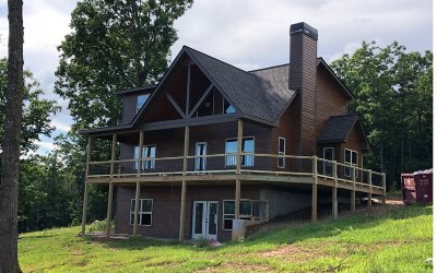 Blairsville Single Family Home For Sale: 620 Clay Drive