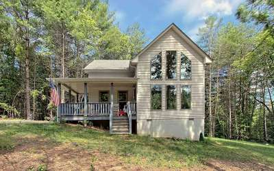 Blairsville Single Family Home For Sale: 34 Wild Oats Ct