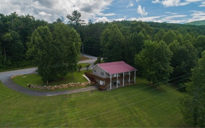 Blairsville Single Family Home For Sale: 1572 Jones Creek