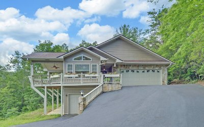 Hiawassee Single Family Home For Sale: 4162 Ridgecrest Trail