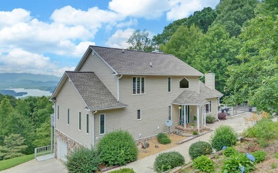 Hiawassee Single Family Home For Sale: 880 Locust Trail