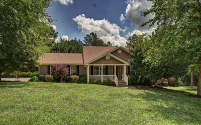 Blairsville Single Family Home For Sale: 655 Sanctuary Dr