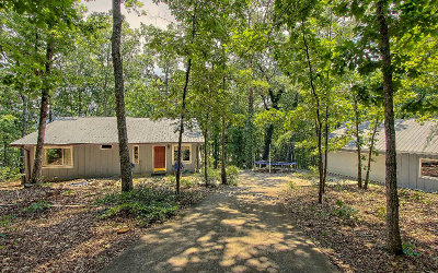 Hiawassee Single Family Home For Sale: 754 Windjammer Spur