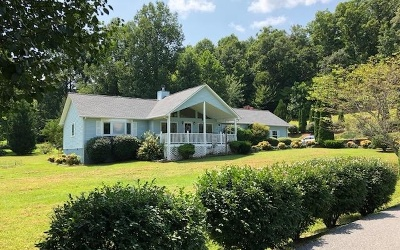 Young Harris Single Family Home For Sale: 5204 Meadow Drive