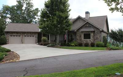 Hayesville Single Family Home For Sale: 130 Ash Branch View