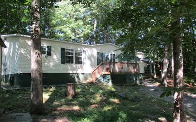 Hiawassee Single Family Home For Sale: 586 Gander Gap Rd.