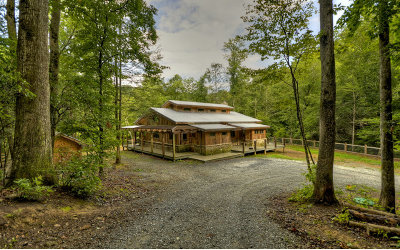 Blue Ridge Single Family Home For Sale: 600 Cadmans Hammock