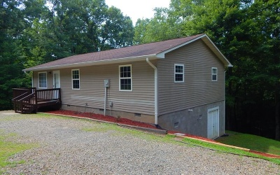 Murphy Single Family Home For Sale: 804 Posey Place
