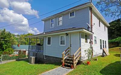 McCaysville Single Family Home For Sale: 144 East Tennessee