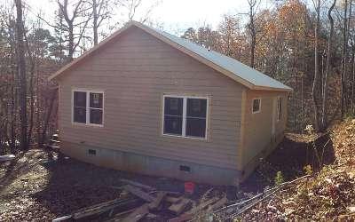 Murphy Single Family Home For Sale: 297 Fort Butler Street