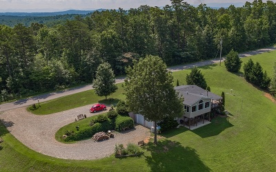McCaysville Single Family Home For Sale: 509 Crawford Road