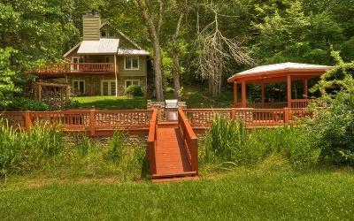 Blairsville Single Family Home For Sale: 157 Beaver Run Road