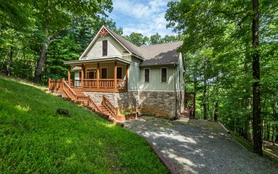 Ellijay Single Family Home For Sale: 75 Valley View